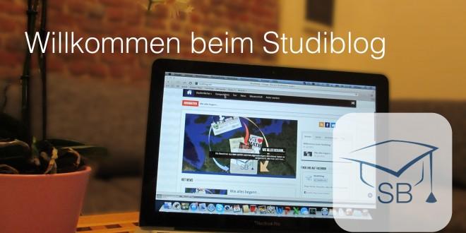 Willkommen beim Studiblog