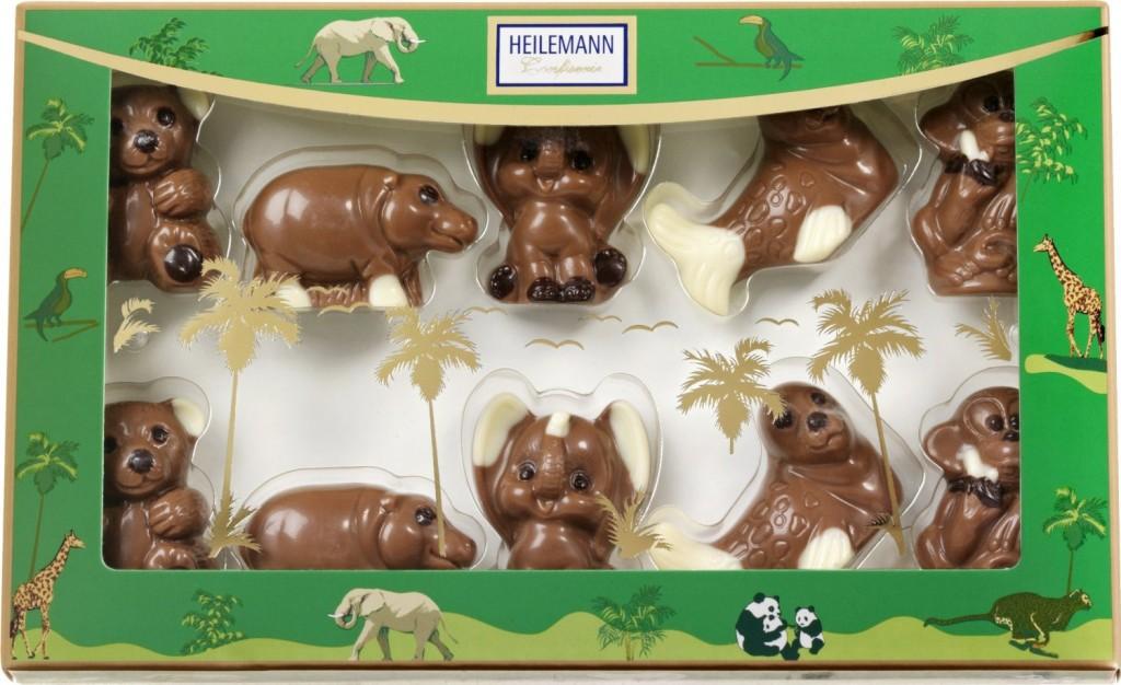Schokolade für Biologiestudenten
