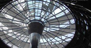Kuppel Bundestag zum Thema Kommission zum No-Spick-Abkommen
