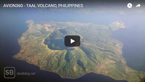 Philippinen – Die weltgrößte Insel in einem See, auf einer Insel, in einem See, auf einer Insel, im Meer