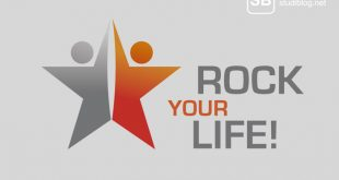 Rock your life -Logo