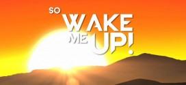 Prüfungszeit - wake me up when it's all over!