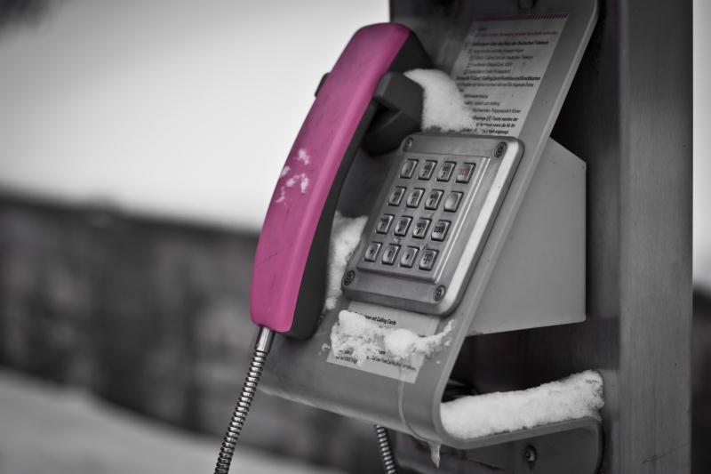 unterwegs ohne Handy