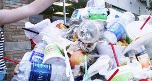 Ein Müllberg als Symbol für den Artikel 24 Dinge die man in einer Wohngemeinschaft nicht sagen würde