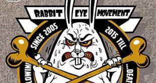 Anatomie - Grafik eines wilden Hasen von Nychos - Rabbiteyemovement