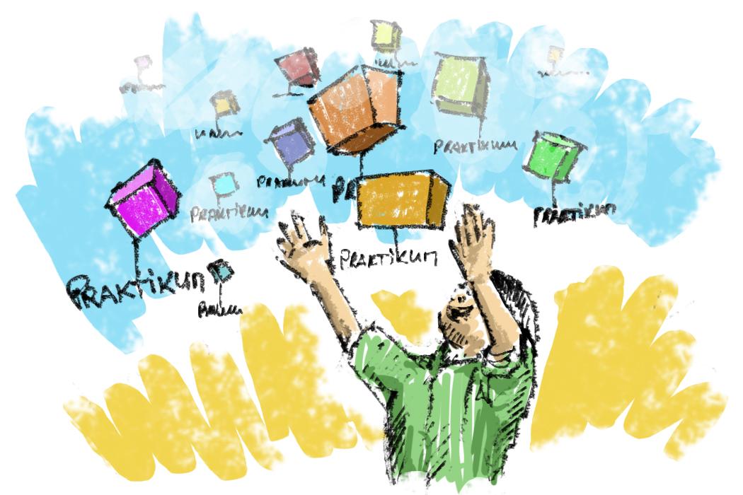 Bewerbung für ein Praktikum - so ergatterst du deine Wunschstelle