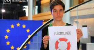 Student, der online Uni für Flüchtlinge gegründet hat
