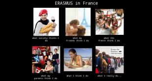 Auslandssemester in Frankreich - Erwartungen vs. Realität