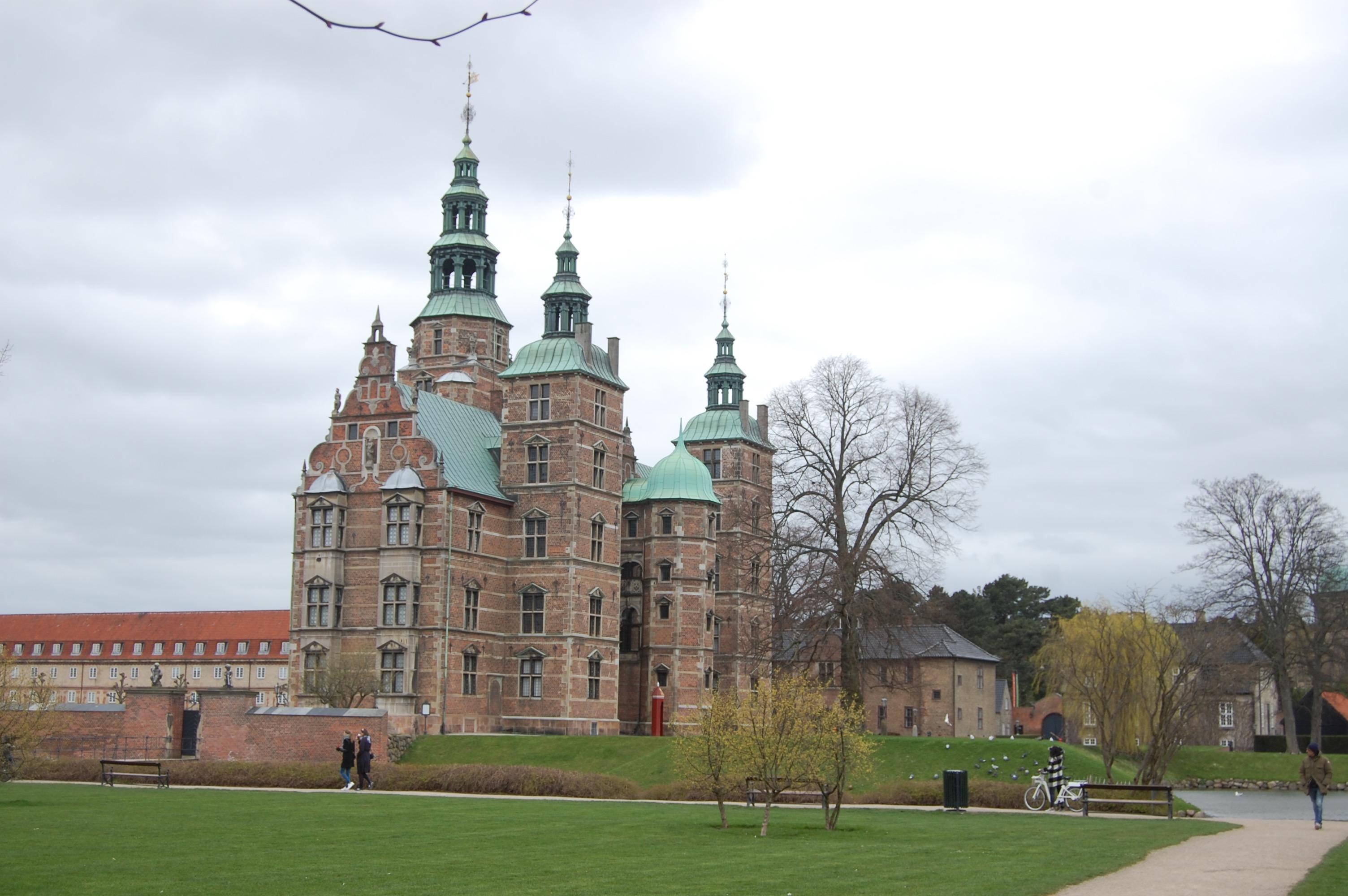 Eine Kirche in Kopenhagen.