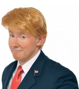 Halloweenkostüm 2016: Donald Trump