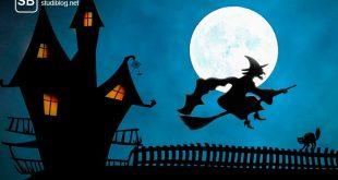 Halloween-Kostüm StudiBlog