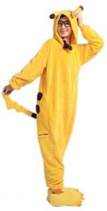 Halloweekostüm 2016: Pikachu