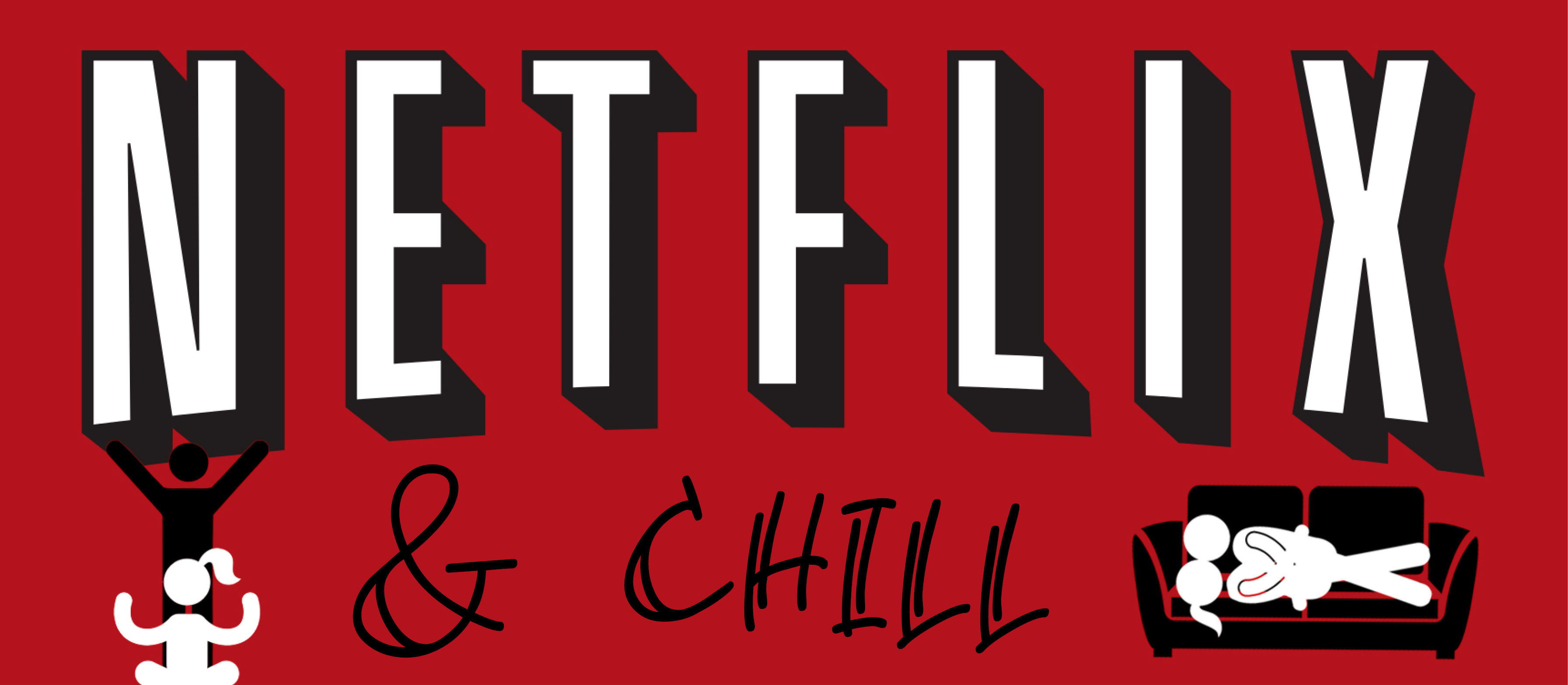 Netflix and Chill inklusive Sex-Positionen