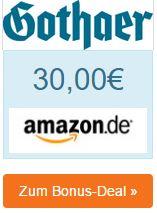Gothaer Privathaftpflicht - 30€ Gutschein von Amazon