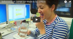 Artikelbild zum Video: Selbstversuch mit Ritalin als chemische Lernhilfe