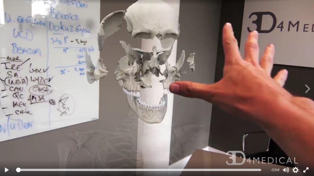 Titelbild zum Video Augmented Reality für Mediziner - ein geniales Übungsumfeld
