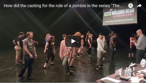 Beitragsbild zu The Walking Dead während den Prüfungen