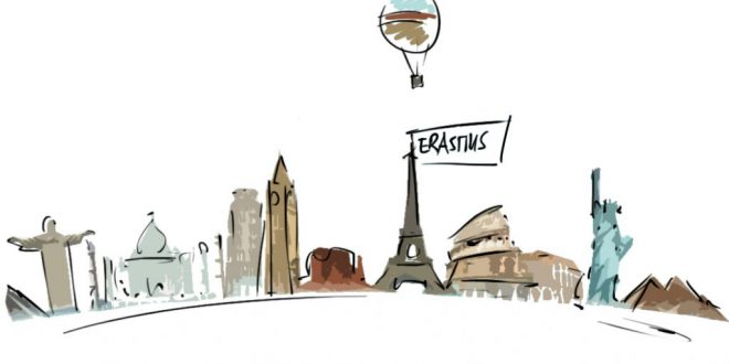 Erasmus, Study-Abroad oder Auslandspraktikum