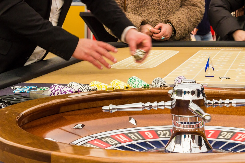 Alternative zur Party: Roulette im Kasino
