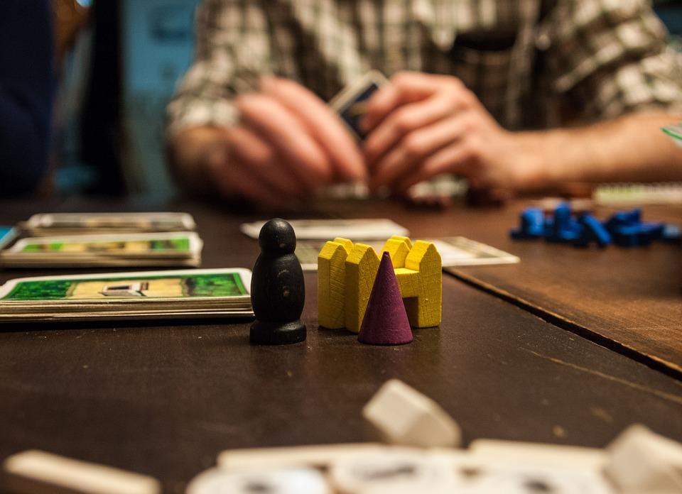 Alternative zur Party: Spieleabend