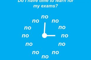 Do I have time to learn for my exams? No, no, no...