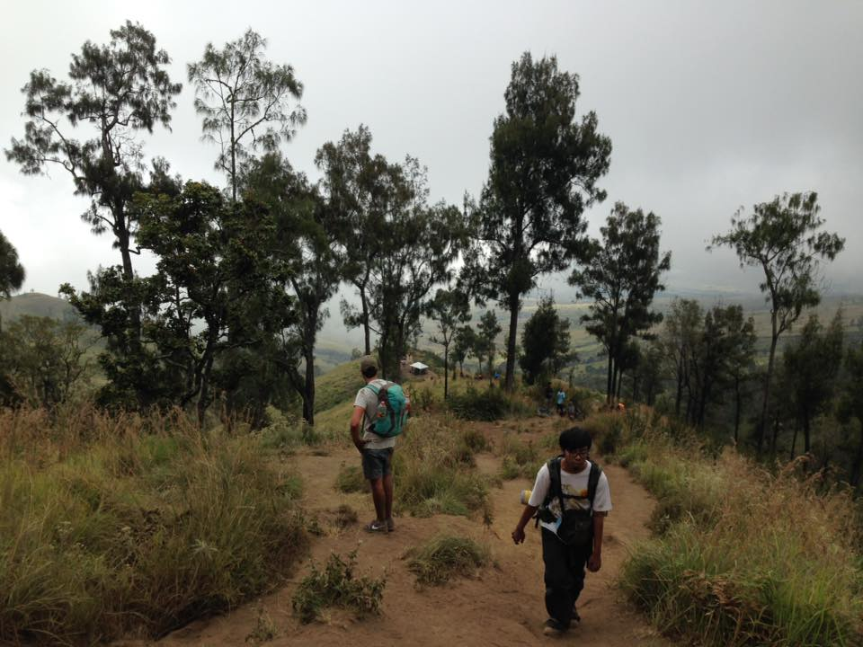 Rinjani: The paths to the top