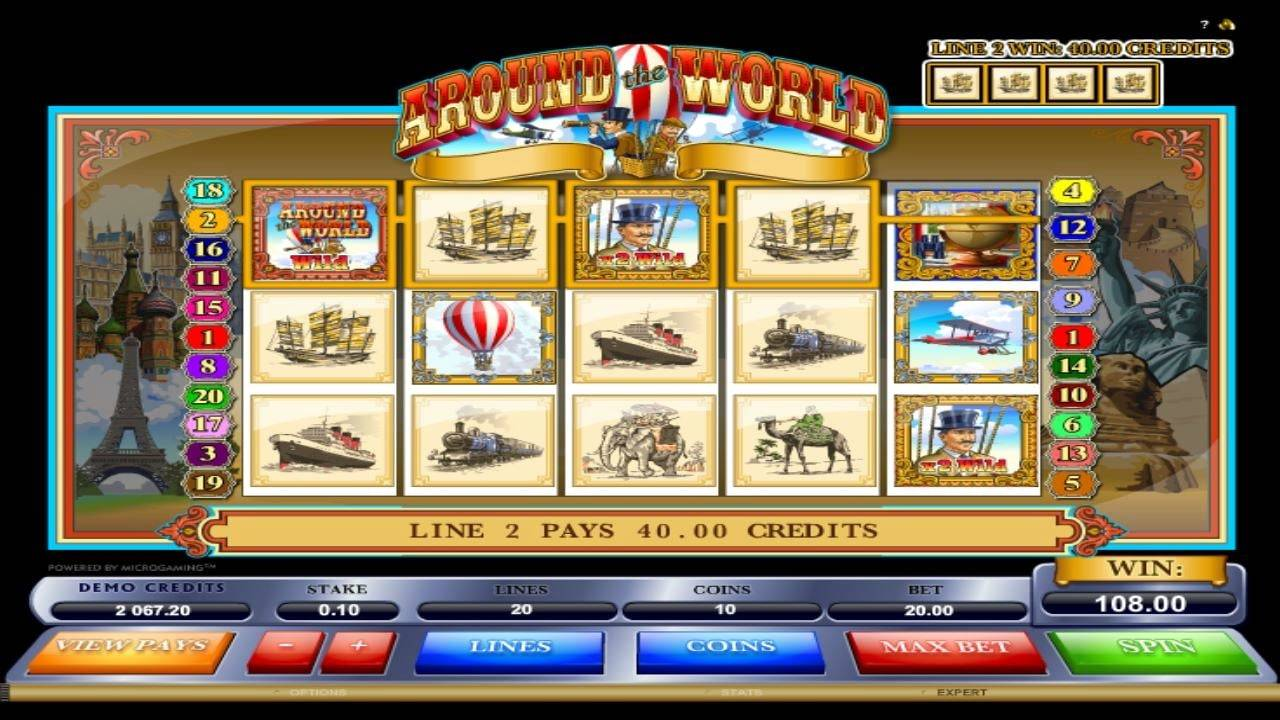 free slot online casino games