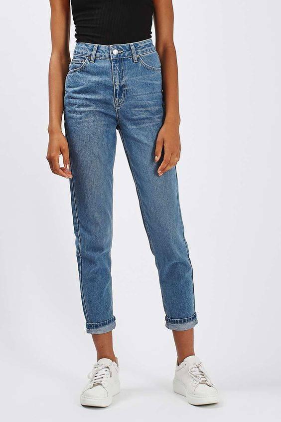 Trends der 90er: Karotten-Jeans