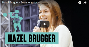 Poetry Slammerin Hazel Brugger: Beziehungstipps (YouTube Thumbnail)