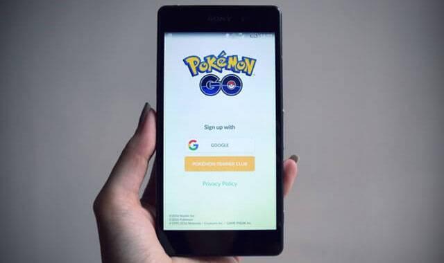 Bachelorarbeit: Pokémon Go App