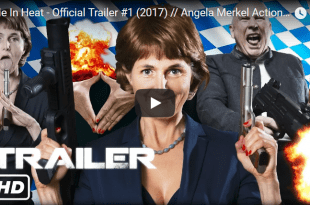 Angela Merkel Action Movie: Angie in Heat