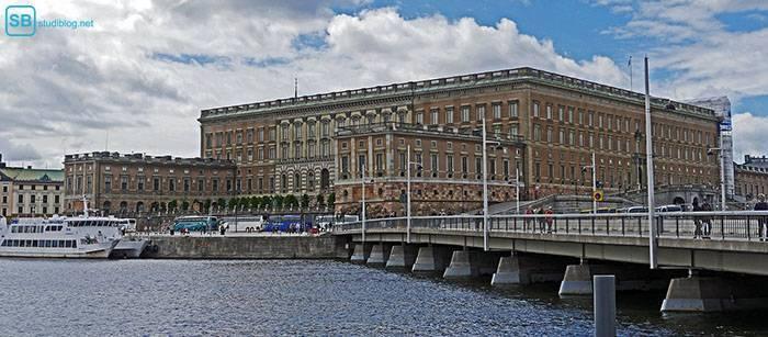 Kungilga slottet in Stockholm