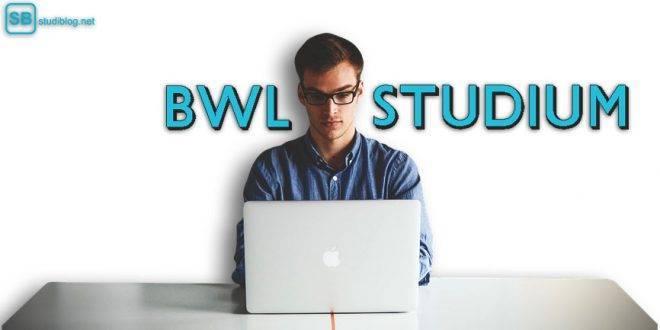 Studieren Bwl