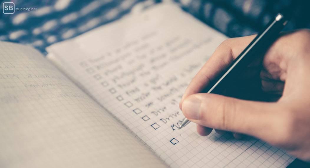 Gliederung Und Aufbau Der Bachelorarbeit Studiblog