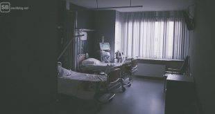 Plötzlich ist Rosa krank: Ein Krankenhauszimmer