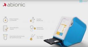 abioSCOPE: Das neuartige Screening-Gerät zur Früherkennung von Allergien, Asthma und Eisenmangelanämie