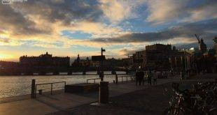 Praxissemester: Blick auf Stockholm