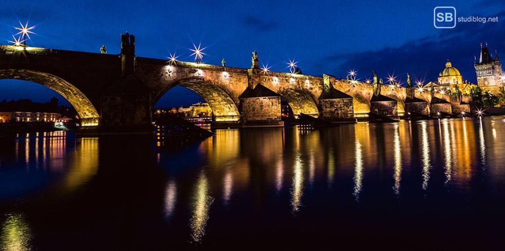 Reise-Tipps für Prag: Die Karlsbrücke
