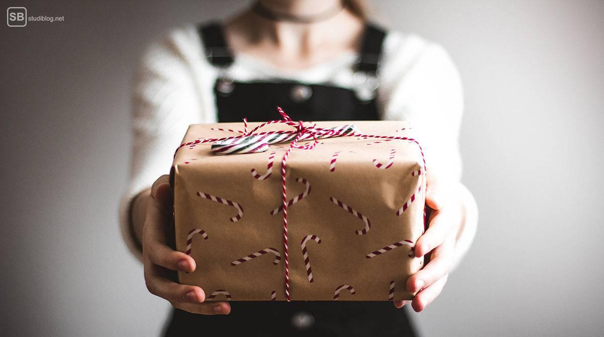 6 praktische und coole Geschenktipps für Studenten