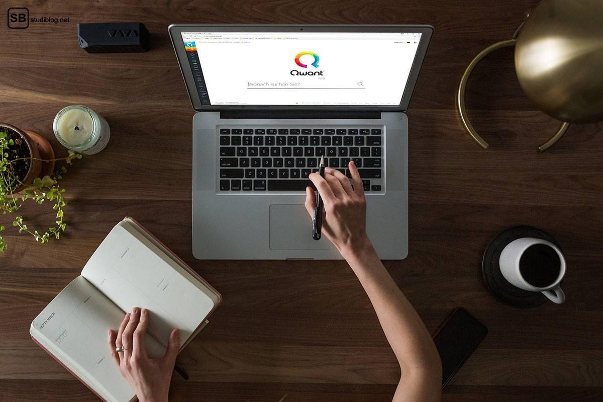 Qwant die echte alternative zu google studiblog - Alternative zu kuchenfliesen ...