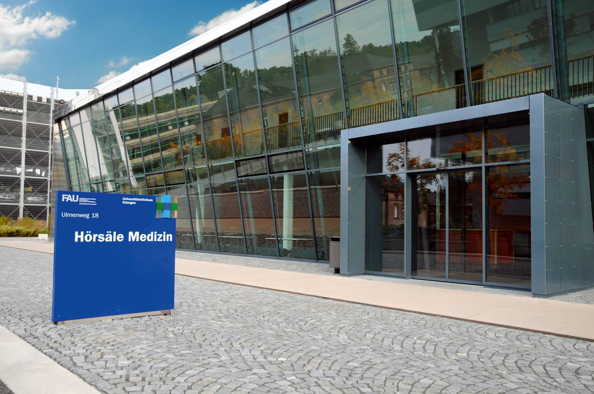 FAU Erlangen Medizin studieren