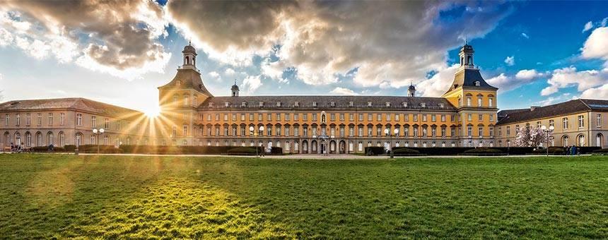 Uni Bonn Hofgarten Medizin studieren
