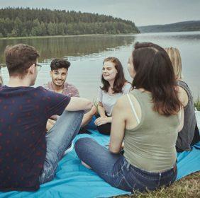 Chillen am See… geht in Ilmenau!
