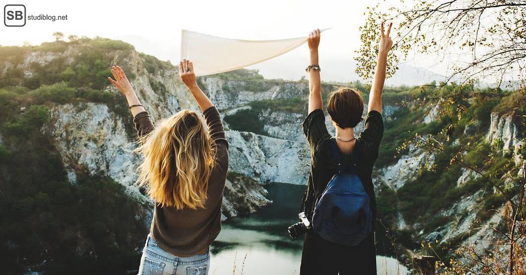 Outdoor-Freizeit-Aktivitäten für den Sommer