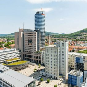 """Place to be"" – der Campus in Jena"