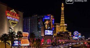 Der Strip von las vegas zum thema ratschlag für das gewinnen im online casino