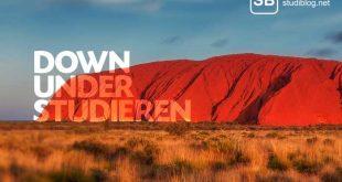 Der Redrock zum Thema Studieren in Australien