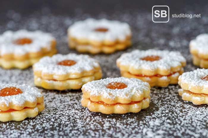 Einfache Weihnachtsplätzchen Rezepte Bild.Plätzchen Rezepte Weihnachtliche Nervennahrung