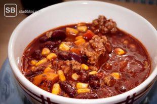 Eintopf-Rezept mit Chilli con Carne als Beispiel