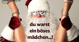 Böse Mädchen und der Nikolaus
